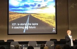 Conferenza ICF 2015 Giovanna